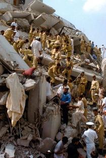 Землетрясение в Кашмире