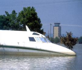 Великое наводнение 1993 года