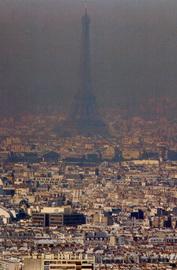 Сильная жара во Франции