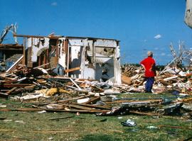 Торнадо в Оклахоме