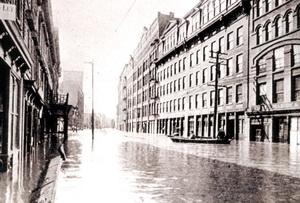 Большое наводнение