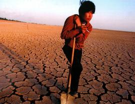 Засуха и голод в Китае