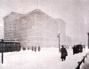 Снежная буря «Никербокер»