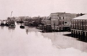 Большое наводнение на Миссисипи