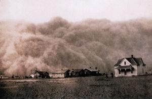 «Черное воскресенье» — пыльная буря