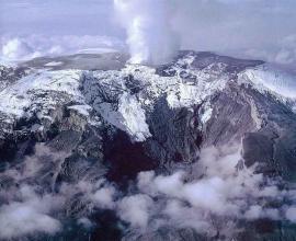Вершина Невадо-дель-Руис