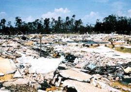 Ураган «Камилла»