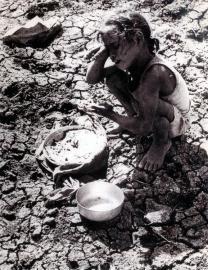 Девочка из штата Бихар, 1965 год.